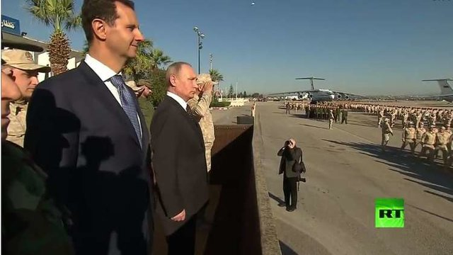 چرا پوتین دستور خروج نیروهای روس از سوریه را صادر کرد؟