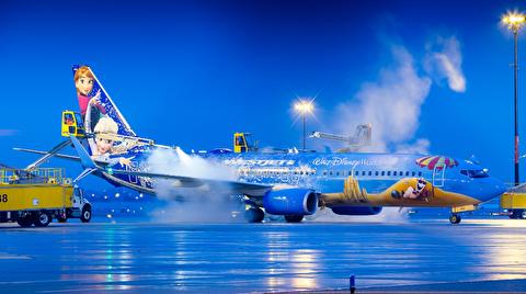 چگونه هواپیما را یخ زدایی میکنند؟