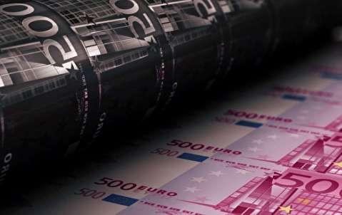مراحل چاپ اسکناس دلار و یورو