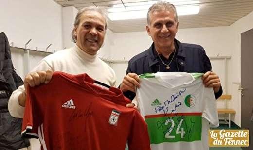 پایان رسمی قرارداد کیروش با ایران:الجزایر مقصد بعدی؟