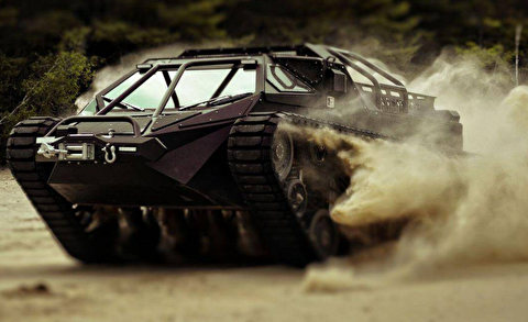 یازده خودرو قدرتمند برای آفرود