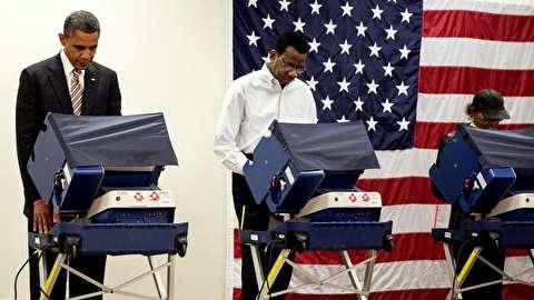دستگاه های رایگیری در آمریکا در حال خراب شدن هستند