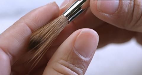 چگونه قلم موها ساخته میشوند؟