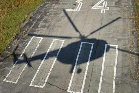 کشته شدن 18 نفر در سقوط هلیکوپتر روسی
