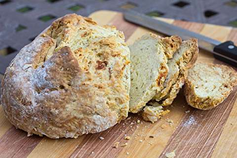 طرز تهیه نان سودای ایرلندی