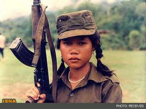 دختران در چه کشورهایی به سربازی میروند؟