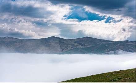 ماسال؛ بهشتی در میان ابرها
