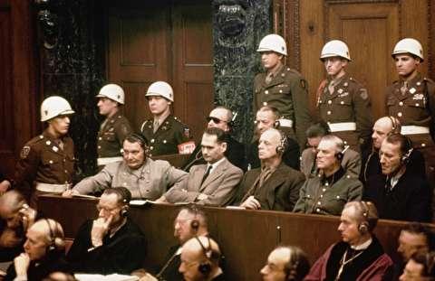 دفاعیات متهمان نازی در دادگاه نورنبرگ