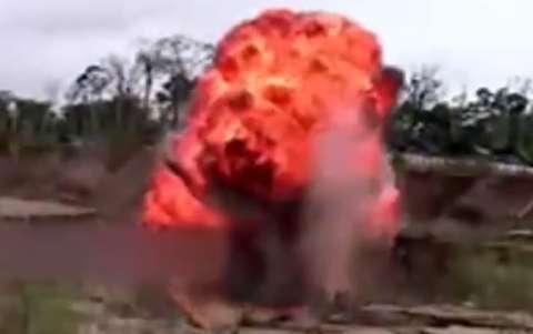 انهدام دهها معدن در آمازون توسط پلیس پرو