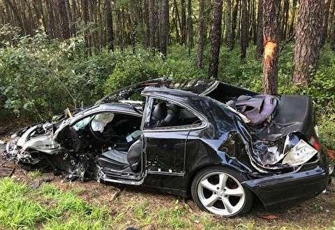 لحظات برخورد در چند تصادف وحشتناک رانندگی