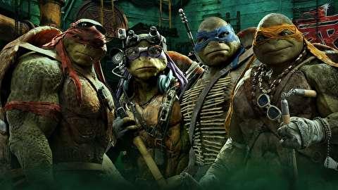 پشت صحنه فیلم لاکپشتهای نینجای نوجوان جهشیافته