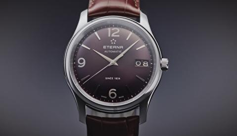 طرحهای ساعت اترنا از 2007 تا 2017