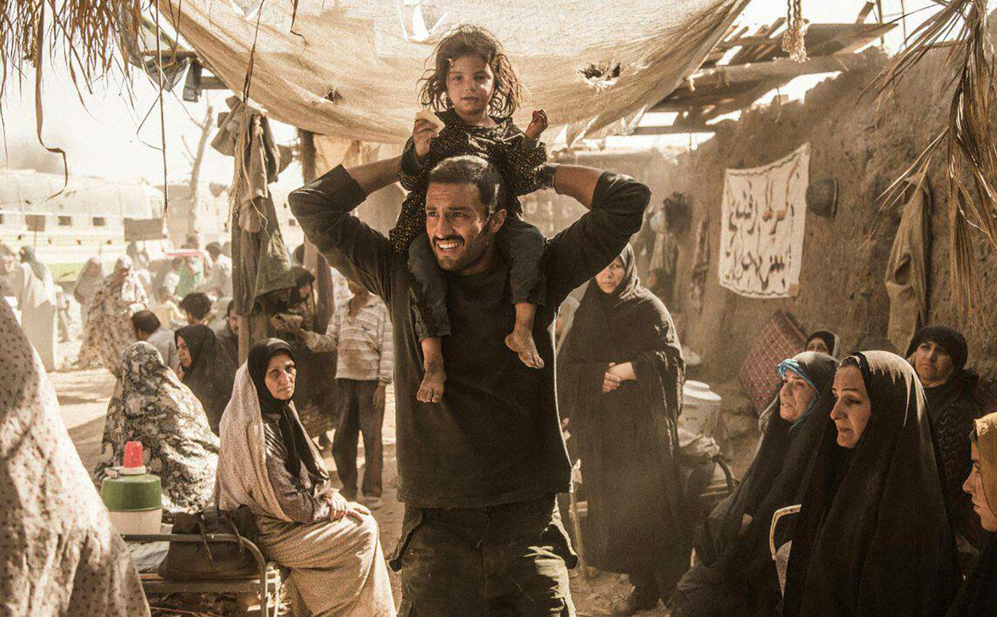 تنگه فراموش شده ابوقریب، بازگشت قهرمان ایرانی بر پرده سینما