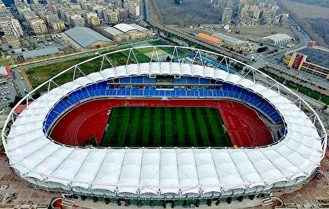 استادیومهای برتر لیگ فوتبال ایران