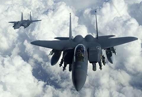 جت جنگده اف-15 ایگل
