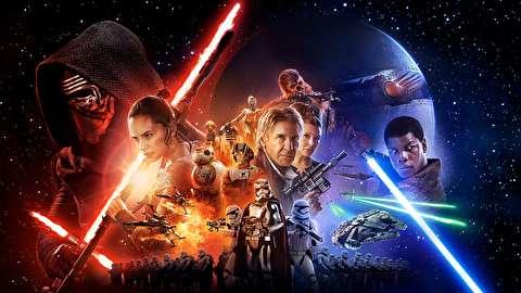جلوههای ویژه فیلم جنگ ستارگان: نیرو برمیخیزد