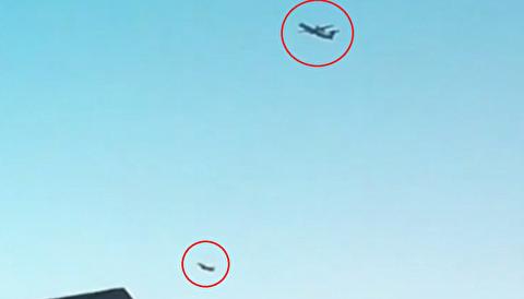 عملیات سرقت هواپیمای کیو-400 از آغاز تا سقوط