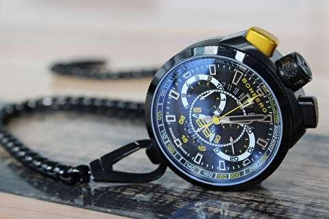 طرحهای ساعت بومبرگ از 2012 تا 2018