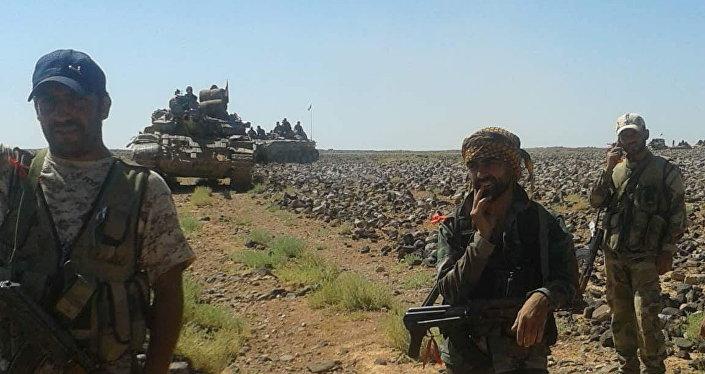 محاصره داعش در استان «سویداء» سوریه