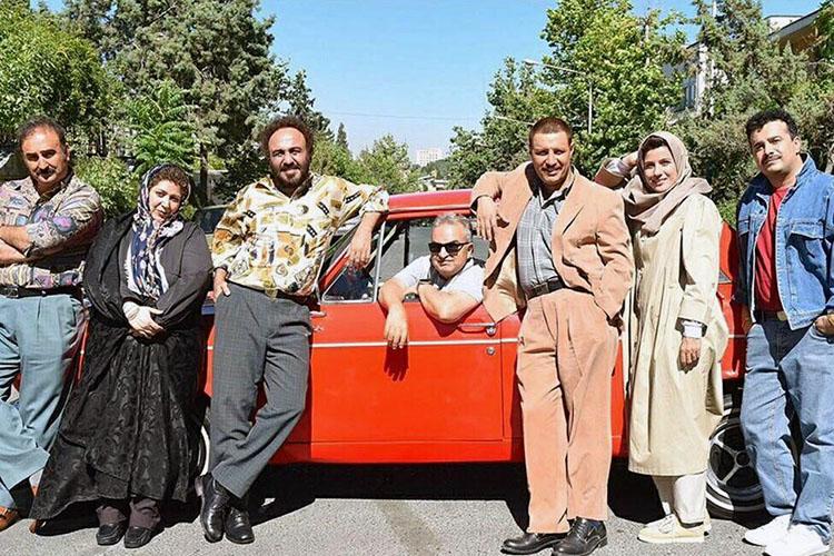 فیلم سینمایی «هزارپا» به رکوردشکنی در مسیر سی میلیاردی شدن!