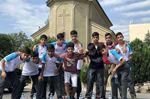 گزارش فردوسیپور از حادثه برای نوجوانان یزدی