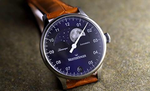 طرحهای ساعت مایستر زینگر تا 2018