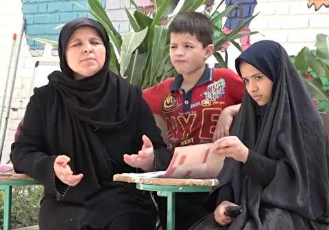 این کودکان افغان هنوز حق تحصیل ندارند