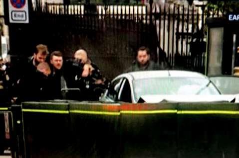 حمله تروریستی لندن از آغاز تا دستگیری عامل