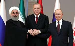 Turkey-Russia-Iran trio aims to mitigate effects of U.S. sanctions, push Washington for talks