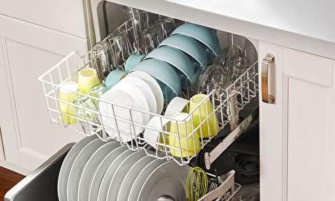 نحوه چینش ظروف در ماشین ظرفشویی