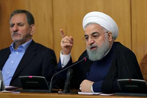 روحانی: مردم میگویند ارز گران است و نمیخرند