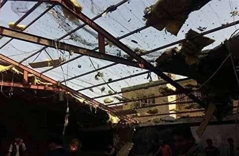 قتل عام جوانان افغانستان در آموزشگاه کنکور