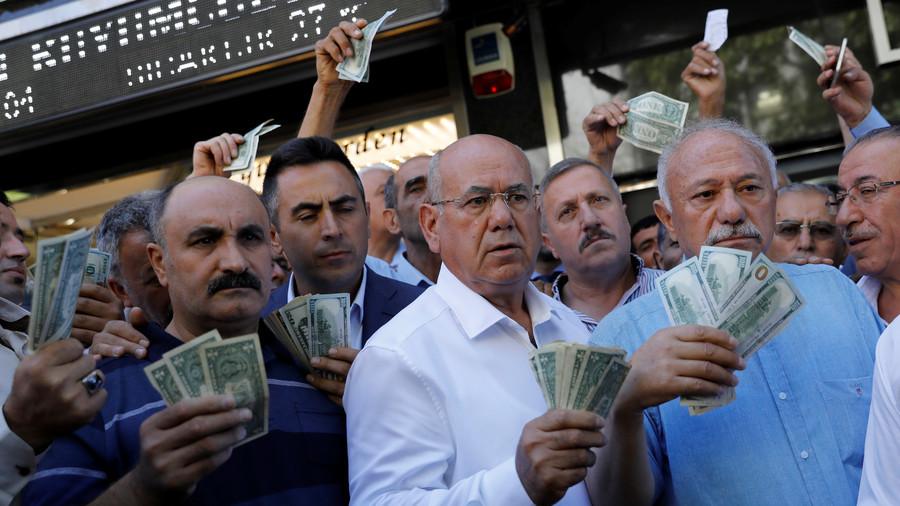 استفاده از ارز های ملی در تجارت میان ترکیه و روسیه