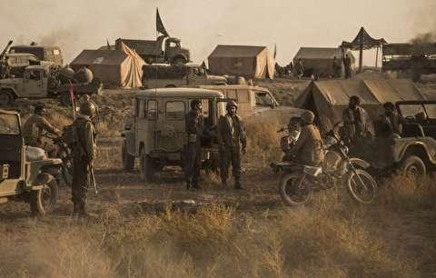 پشت صحنه فیلم سینمایی تنگه ابوقریب