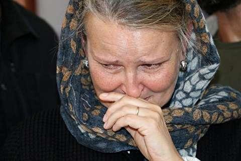 گریه نماینده سازمان ملل هنگام بازدید از یمن