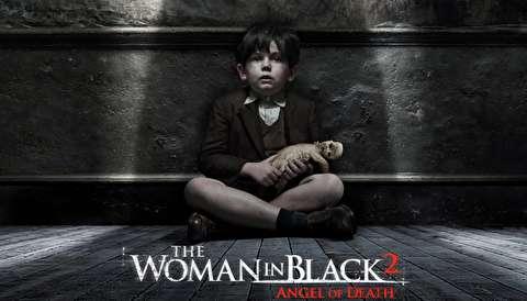 جلوههای ویژه فیلم زن سیاهپوش: فرشته مرگ