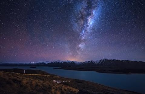 طبیعت منحصر به فرد نیوزلند