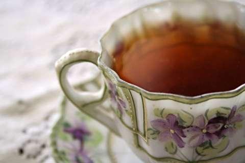 طرز تهیه چای ویکتوریایی