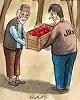 هر دلال بابت فروش هر کیلو میوه چقدر سود کسب کرد؟