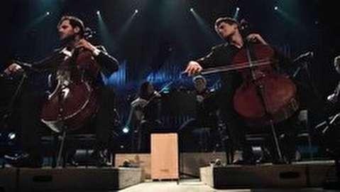 موومان دوم کنسرتو باخ برای ویولن در دی مینور ؛ تو سلوز