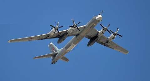 بمبافکن استراتژیک توپولف تو -95