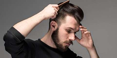 روش حجم دادن به مو با برس گرد