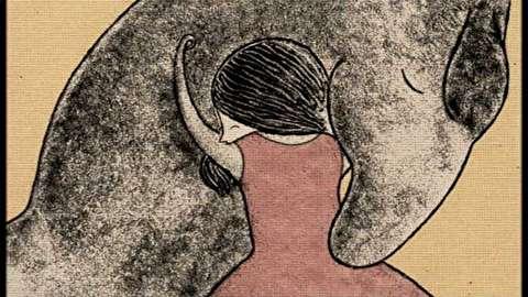 انیمیشن کوتاه دختر و اسب
