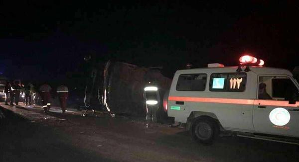 4 کشته و زخمی در حادثه رانندگی در ایرانشهر