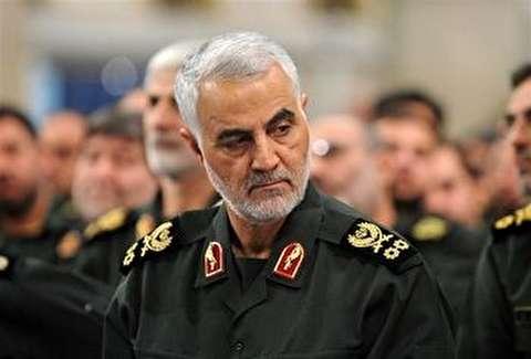 هشدار قاسم سلیمانی درباره جنگ با ایران