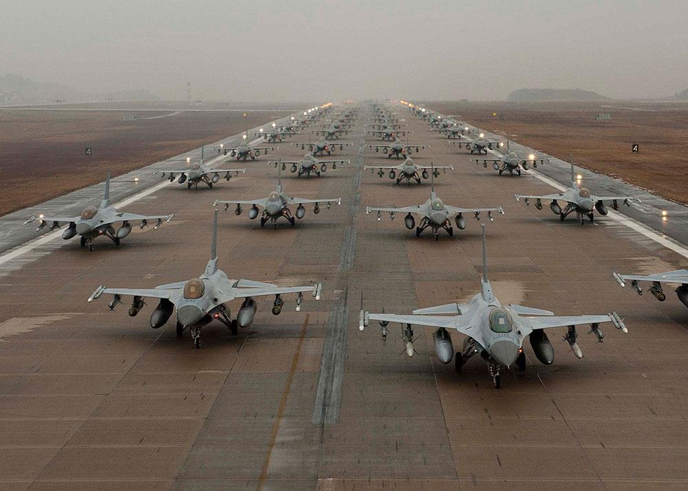 طرح ریزی جدید آمریکا برای 2300 حمله هوایی به مراکز استراتژیک ایران/ روسیه و ترکیه چه خواهند کرد!؟
