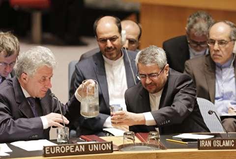 واکنشنمایندهایران درسازمان ملل به مذاکره باآمریکا