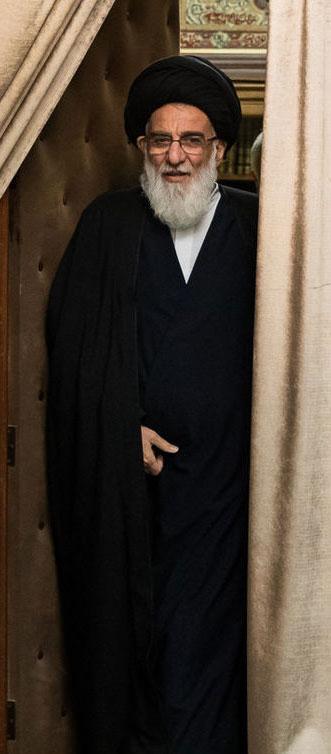 آیت الله شاهرودی رئیس مجمع تشخیص مصلحت نظام بدرود حیات گفت
