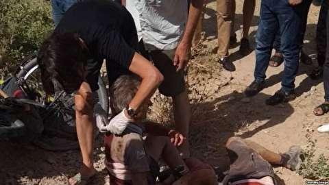 لحظه حمله تروریستی داعش در تاجیکستان