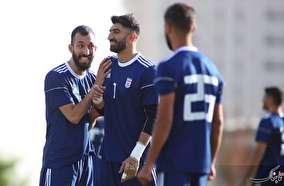 تصاویر اولین تمرین تیم ملی ایران بعدازجام جهانی(1)